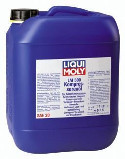 Liqui Moly Kompr. olej LM 500 SAE 30 10L (4076)
