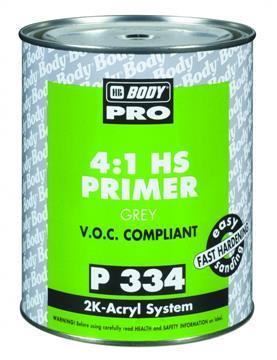 BODY PRO P334 4:1 plnič - šedý 1L